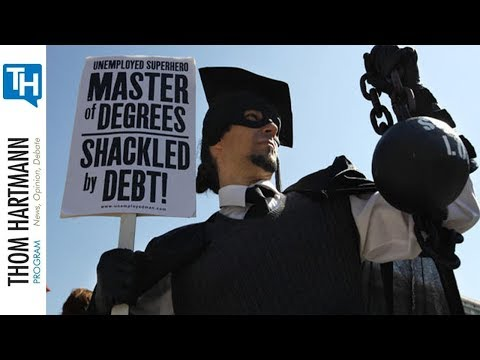 How Student Debt Will Create The Next Crash
