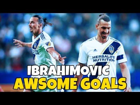 Zlatan Ibrahimovic Awsome Goals That Shocked The World #1