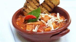 Итальянская кухня Очень Вкусный Говяжий рубец в соусе.