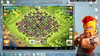 Mobil oyuncu Bölüm 1 Clash Of Clans