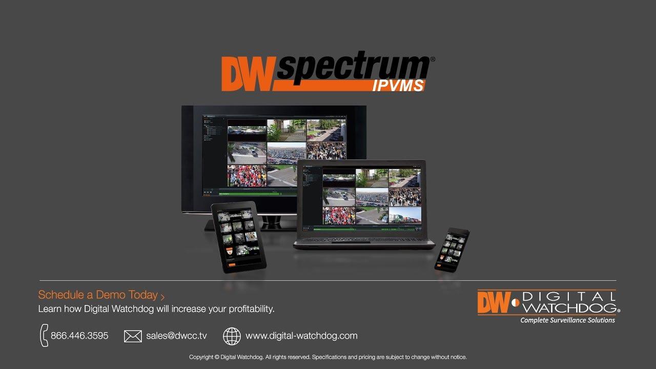 DW Spectrum IPVMS