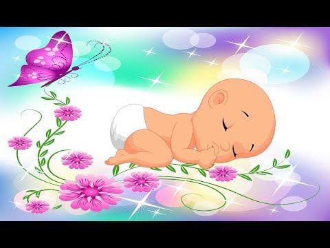 Berceuse pour Bébé ♫❤ Et Relaxant Animation de Papillons ♫❤ Bébé Dormir