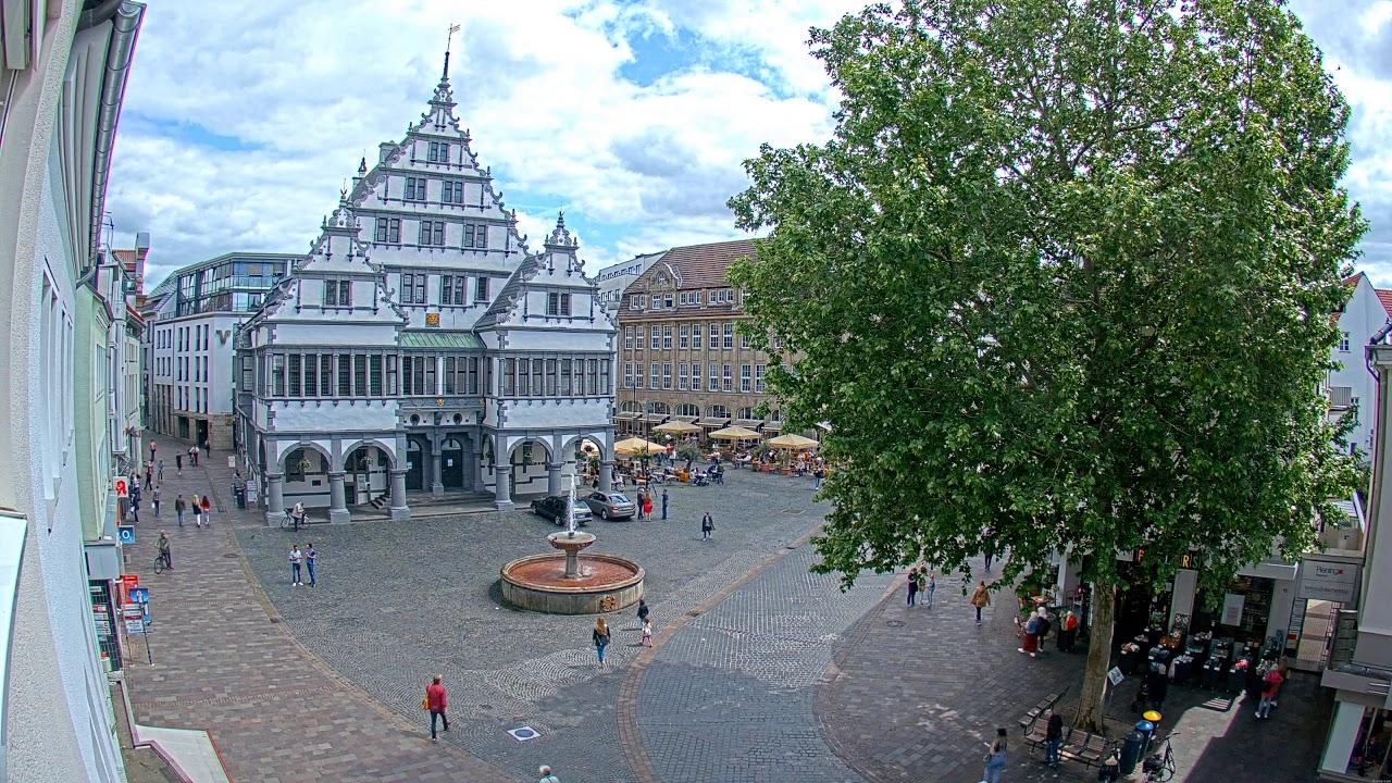 Webcam Paderborn