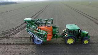 Rolnik Pracuje #12 - Precyzyjna praca na polu / New Holland TS90, Zetor 6441 / Prezentacja