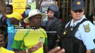 The Observers Direct   Fear and Loathing in South Africa's Suburbs