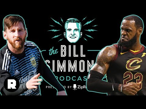 LeBron Murders Boston, World Cup Preview, and Teenage Girl Culture Watch | The Bill Simmons Podcast