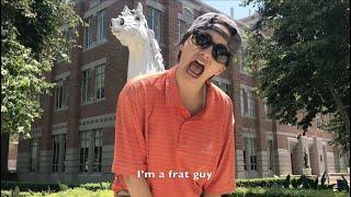 Frat Guy - Bad Guy Billie Eilish Parody
