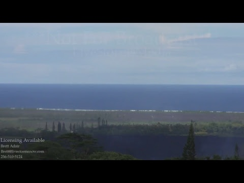 PREVIOUSLY LIVE: Hawaii Fissure Explosions and Eruption of Kilauea fissures (Near Pahoa, HI)