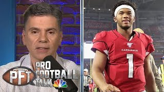 PFT Overtime: Cardinals' 'pretty boy offense' could struggle | Pro Football Talk | NBC Sports