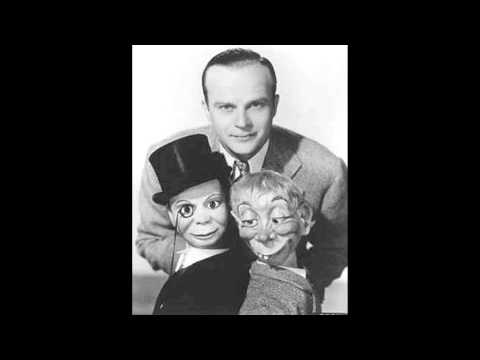 Edgar Bergen Interview on Canadian Television [audio only] - 1972