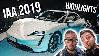 IAA 2019 | Unsere Highlights!