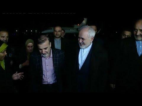 Donald Trump satisfait de l'échange des otages avec l'Iran