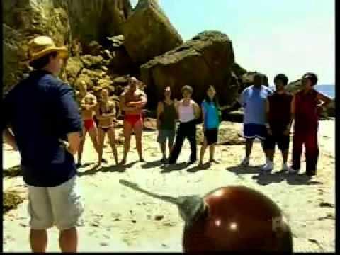 Blaise Brooks on MadTV - Survivor Cook Islands Par