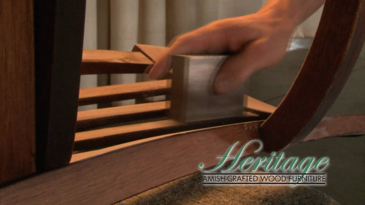 Heritage Furniture   Amish Crafted Wood Furniture