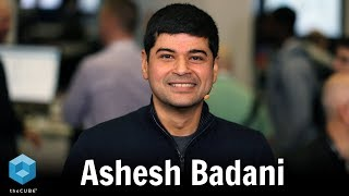 Ashesh Badani, Red Hat | KubeCon 2018