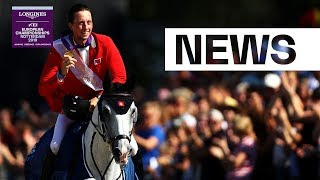 Fuchs, Maher & Verlooy: the battle for gold | Longines FEI Jumping European Championships 2019