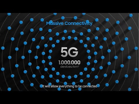What Is 5G? New Horizon of Ultra-High Speed & Massive Connectivity