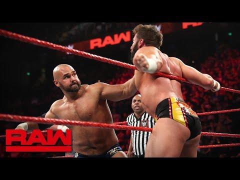 Curt Hawkins & Zack Ryder vs. The Revival: Raw, April 29, 2019