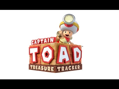 [OST] Captain Toad: Treasure Tracker – The King of Pyropuff Peak