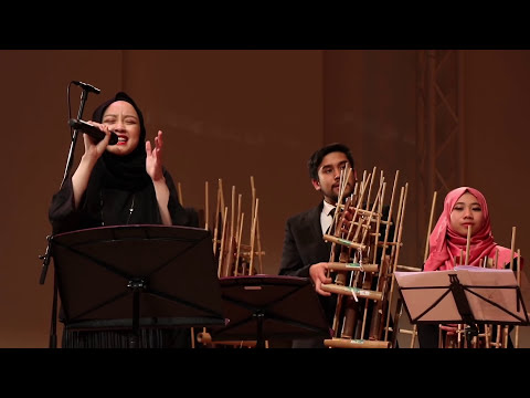 Bunda - Angklung Hamburg Orchestra ft. Gita & Palus (Live)