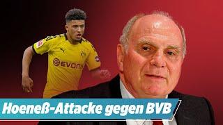 Bayern-Patron attackiert Borussia Dortmund