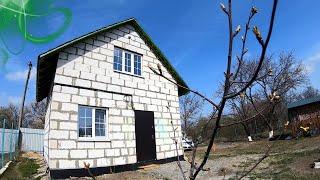 🟢Построил дом за 797 000 рублей и живём в нём в пандемию