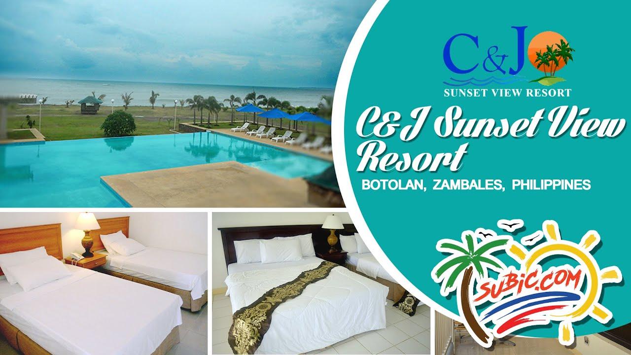 C J Sunset View Resort Botolan Zambales Philippines