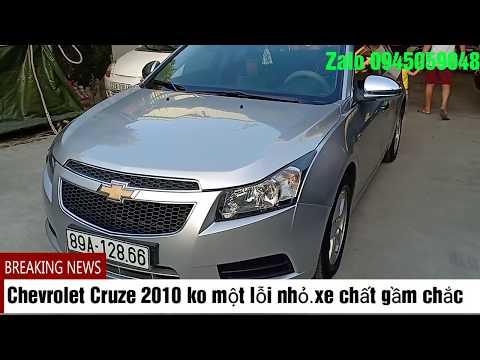 Chevrolet Cruze 2010 xe đẹp ko lỗi nhỏ có ở vinh ô tô cũ HP.0945059048