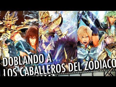 Las voces originales de los Caballeros del Zodiaco