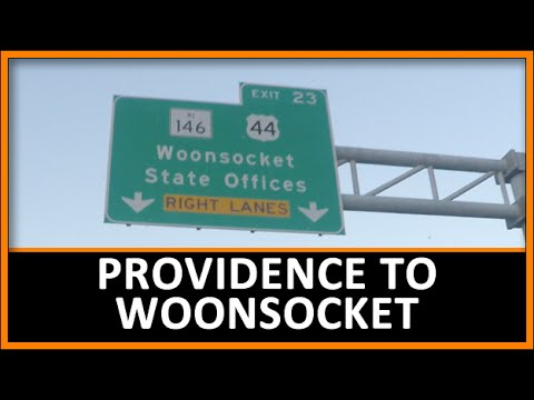 RIWAYS - PROVIDENCE TO WOONSOCKET