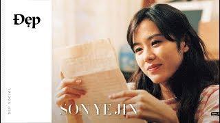 {Đẹp Social} SON YE JIN & NHỮNG KHOẢNH KHẮC TỎA SÁNG TRÊN MÀN ẢNH RỘNG