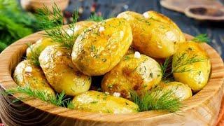 Обалденый рецепт Запечённый Картофель С Сыром Быстро Вкусно и