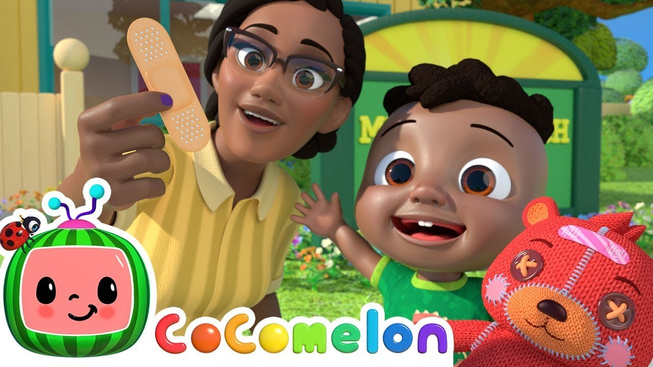 The Boo Boo Song + More Cocomelon Songs For Kids | Kids Cartoons & Nursery Rhymes | Moonbug Kids