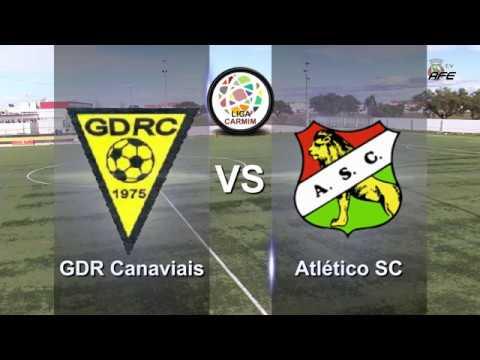 Liga CARMIM 2017/2018, 14ª Jornada - GDRC 1x1 ASC