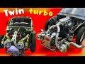 Что такое твин турбо, какими способами подключаются две и более турбины