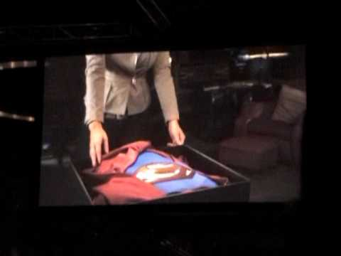 2010 Smallville Comic-Con - Season 10 Trailer