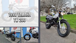 1998 Yamaha TW200 (Review) - tw200 yamaha review should you buy one? ride & review