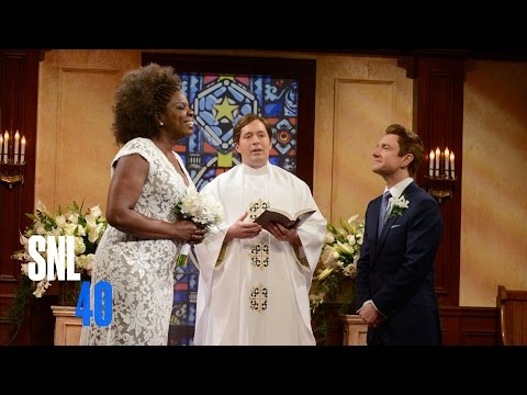 Wedding Objections  Saturday Night Live