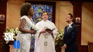Wedding Objections - Saturday Night Live