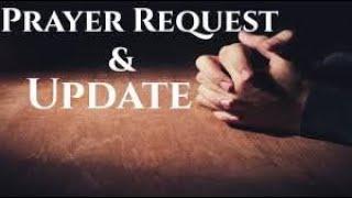 Weekly local update & prayer request video #41