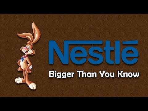 Nestle  Bigger Than You Know