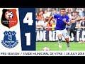 Video Gol Pertandingan Rennes vs Everton