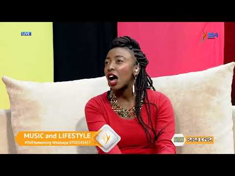 SHANAN MANJERU, A YOUNG GOSPEL ARTIST INSPIRES SO MANY THROUGH HER TALENT ON Y254 TV.