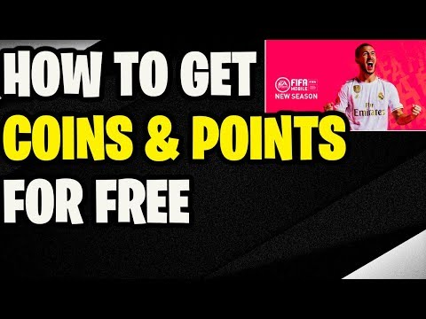 FIFA Mobile Hack Android/iOS - Unlimited Free Points & Coins - FIFA Soccer MOD APK Tutorial