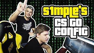 S1mple's CS:GO config