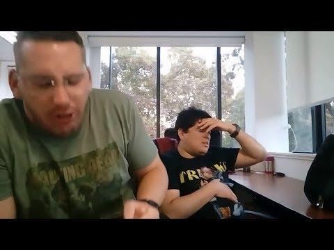 Do-not-watch (deep web) vídeo reacción. Realmente extraño  y perturbador.