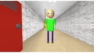 MR PRINCIPAL TROLLED US | Roblox: Baldi's Basics (No Commentary)
