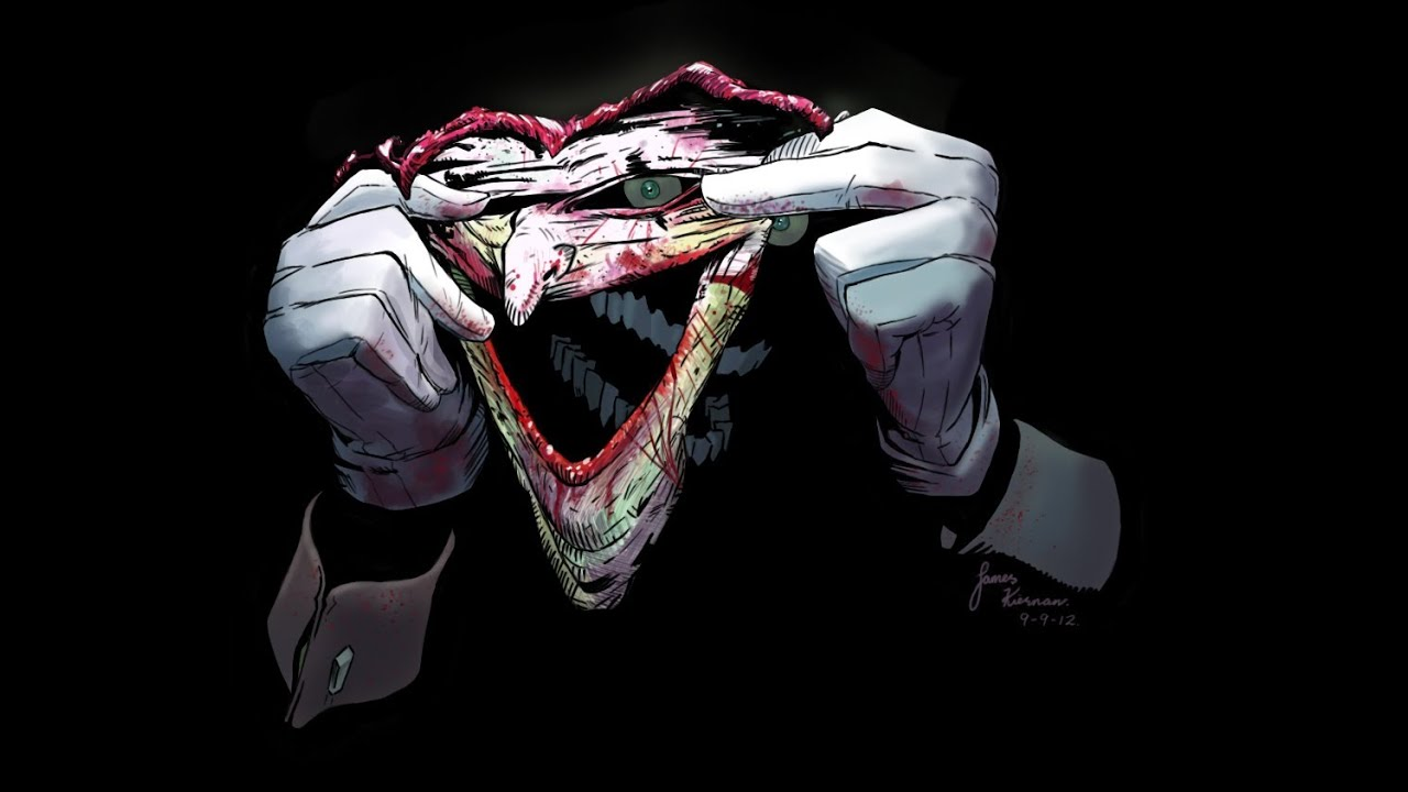 batman new 52 joker