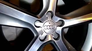 Новые оригинальные диски с шинами для AUDI Q5 R20(, 2016-05-22T12:26:44.000Z)