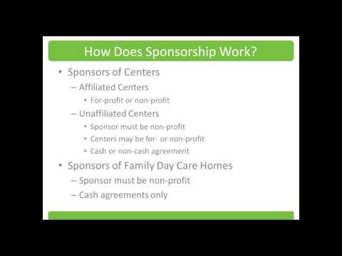 District of Columbia Child and Adult Care Food Program Overview and Benefits